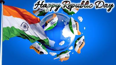 Republic day celebration images