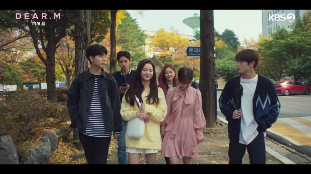 Drama 'Dear.M' Release First Teaser Ahead of Airing