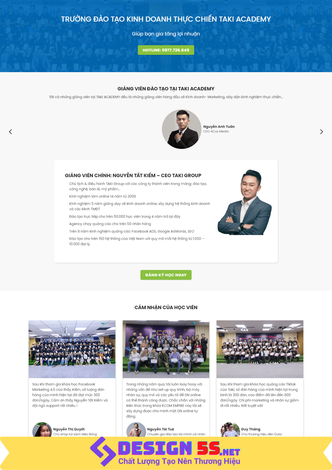 Theme blogspot landing page, dịch vụ marketing VSM42 - Ảnh 2