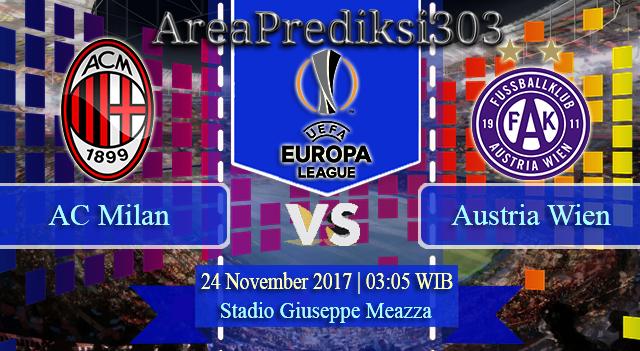 Prediksi Milan vs Austria