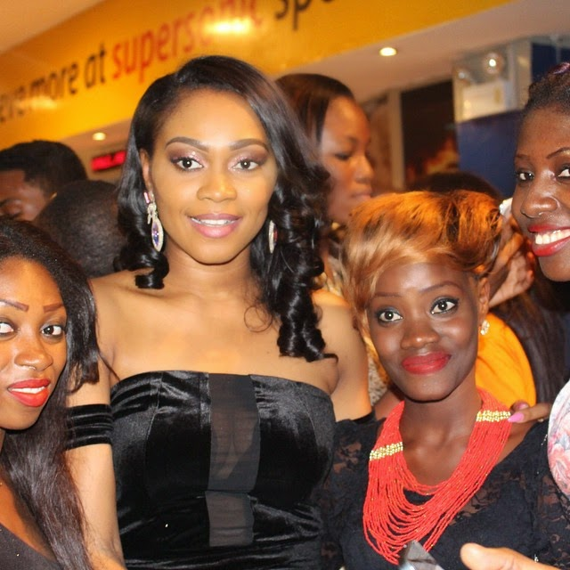 10601936 859668347377391 1238362822 n Exclusive photos from Yvonne Nelsons movie Single Married Complicated Premiere