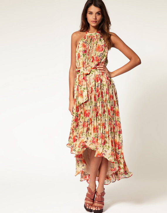Emoo Fashion: Maxi Dress for Summer 2012