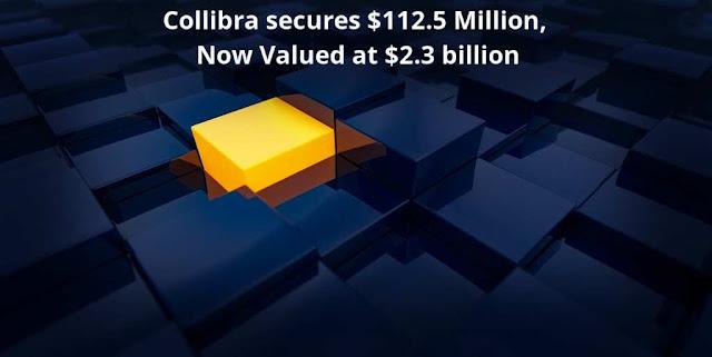 Collibra secures $112.5 Million, Now Valued at $2.3 billion
