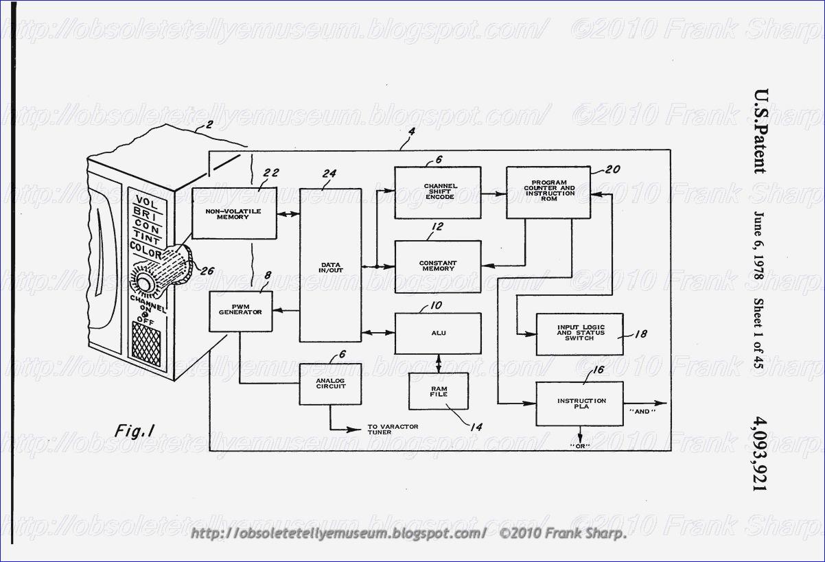 obsolete technology tellye    grundig eleganz 6245  30 chassis gsc100  29304