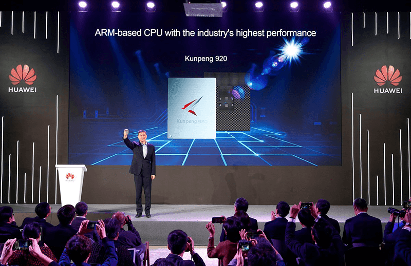 CES 2019: Huawei Kunpeng 920 7nm AI processor with 64-cores is official!