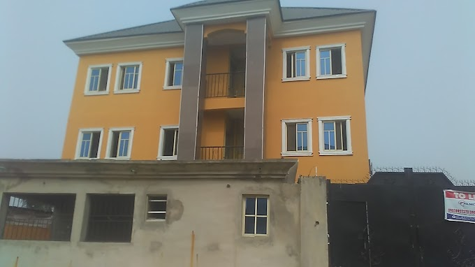 For Rent: Specious 2 & 3 bedroom Flats in a Secured environment of Sangotedo