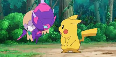 Pokémon Sol y Luna Ultra Aventuras Capitulo 24 Temporada 21 Amor a primer giro