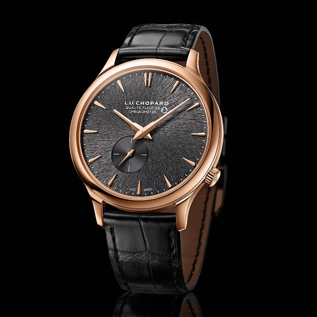 Chopard L.U.C XPS Twist QF Fairmined Mechanical Automatic