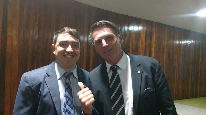 GARANHUNS - Vereador bolsonarista deixa base do prefeito Sivaldo Albino