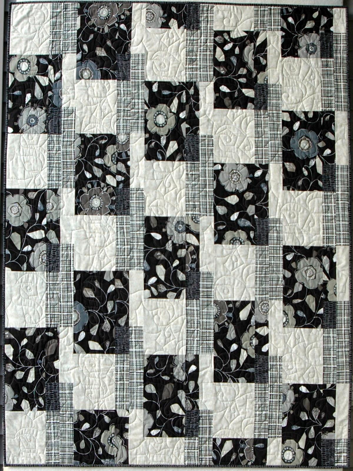 Modern Quilt Relish: Urbanicity Fabric + Flatbread Pattern ... : modern quilt tutorial - Adamdwight.com