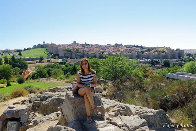 Humilladero de los cuatro postes, Ávila
