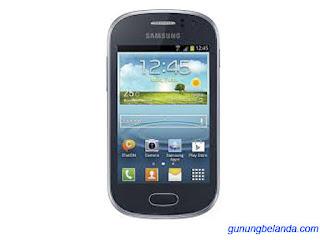 Cara Flashing Samsung Galaxy Fame Dual Sim GT-S6812