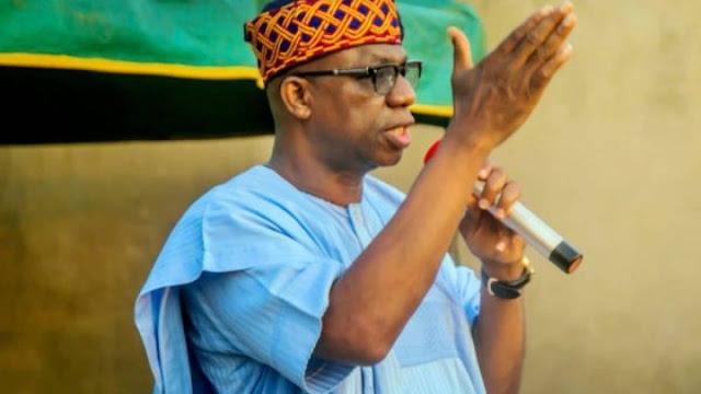 I've spent billions of naira on Coronavirus – Ogun Governor, Abiodun