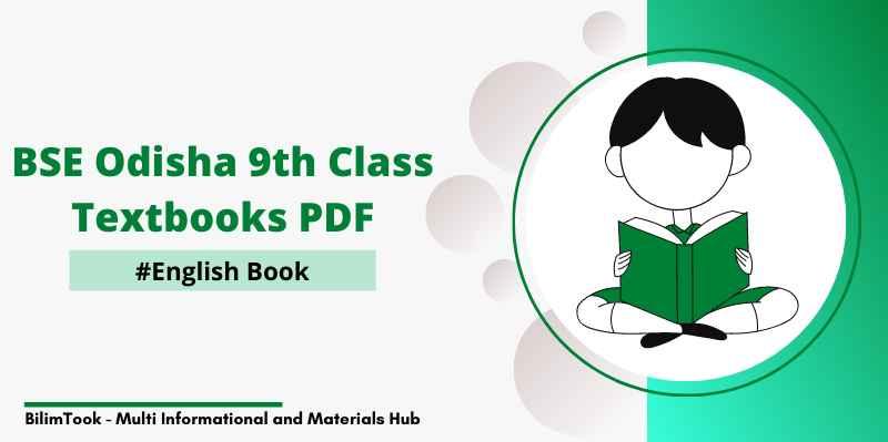 Odisha 9th class English book PDF Download