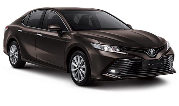 Angsuran Kredit Toyota Camry di Dealer Resmi Toyota