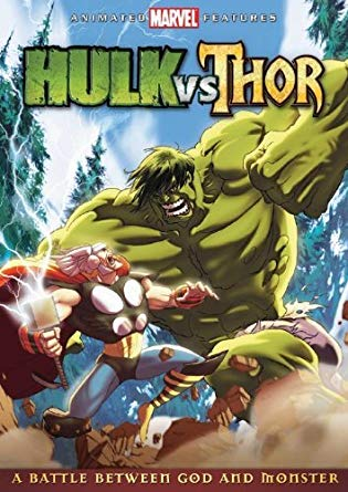 Hulk Vs. Thor Blu-Ray Filme Torrent Download
