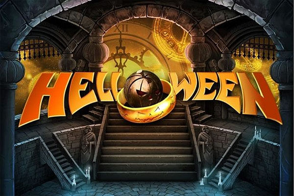 Main Gratis Slot Helloween (Play N GO)