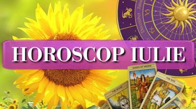 Horoscopul lunii iulie 2021