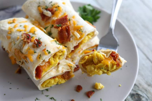 10 healthy breakfast ideas low carb breakfast burritos