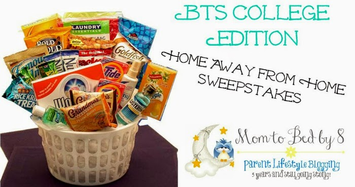 Enter the Home Away From Home Giveaway. Ends 8/5.