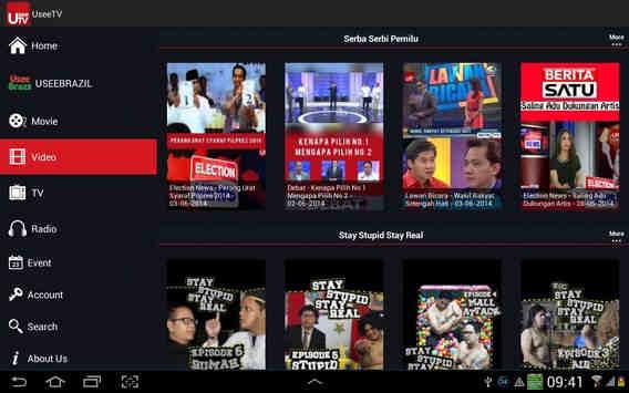 Cara Nonton TV Online di Handphone Android | Coba Caraku