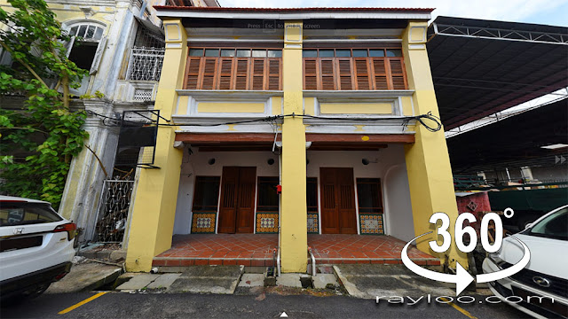 Lebuh Melayu Malay Street Heritage Shop house Raymond Loo rayloo 019-4107321