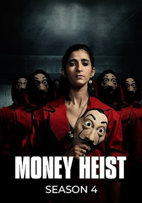 Money Heist Season 04 Dual Audio [Hindi – Eng] All Episode WEB Series 720p HDRip ESub x265 HEVC
