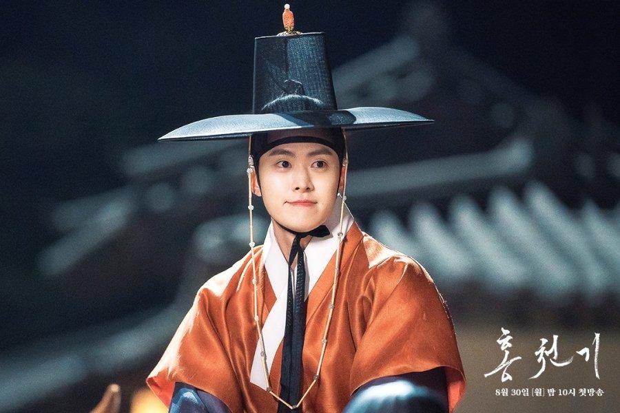 เจ้าชายอันพยอง (Prince Anpyeong: 안평대군)