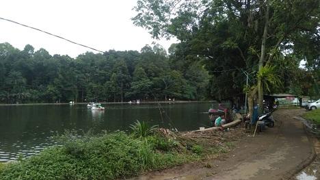 Dijual Tanah di Depan Obyek Pariwisata Danau Situ Gede Bogor Barat