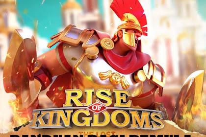 Cara bermain Rise of Kingdoms bagi pemula