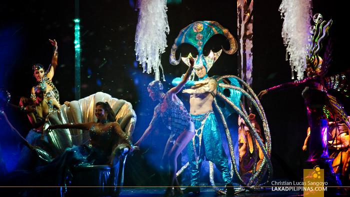 Star Cruises Superstar Virgo Cruise Show