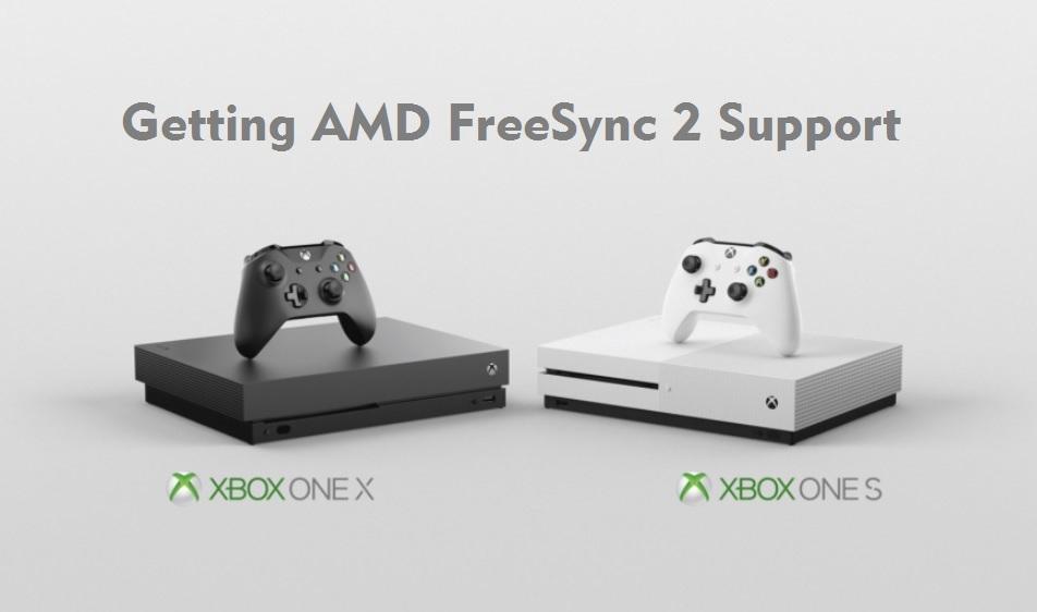 AMD FreeSync 2 Xbox One X