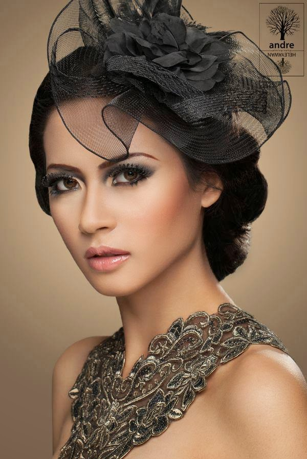 Elvira Devinamira ( Putri Indonesia 2014 )