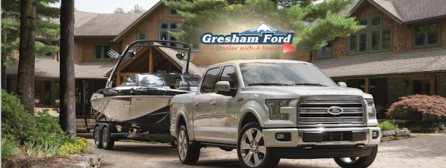 2017 F150 available at Gresham Ford for sale