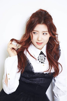 yaitu girl grup pendatang gres asal Korea Selatan yang dibuat oleh  Profil, Biodata, Fakta H.U.B