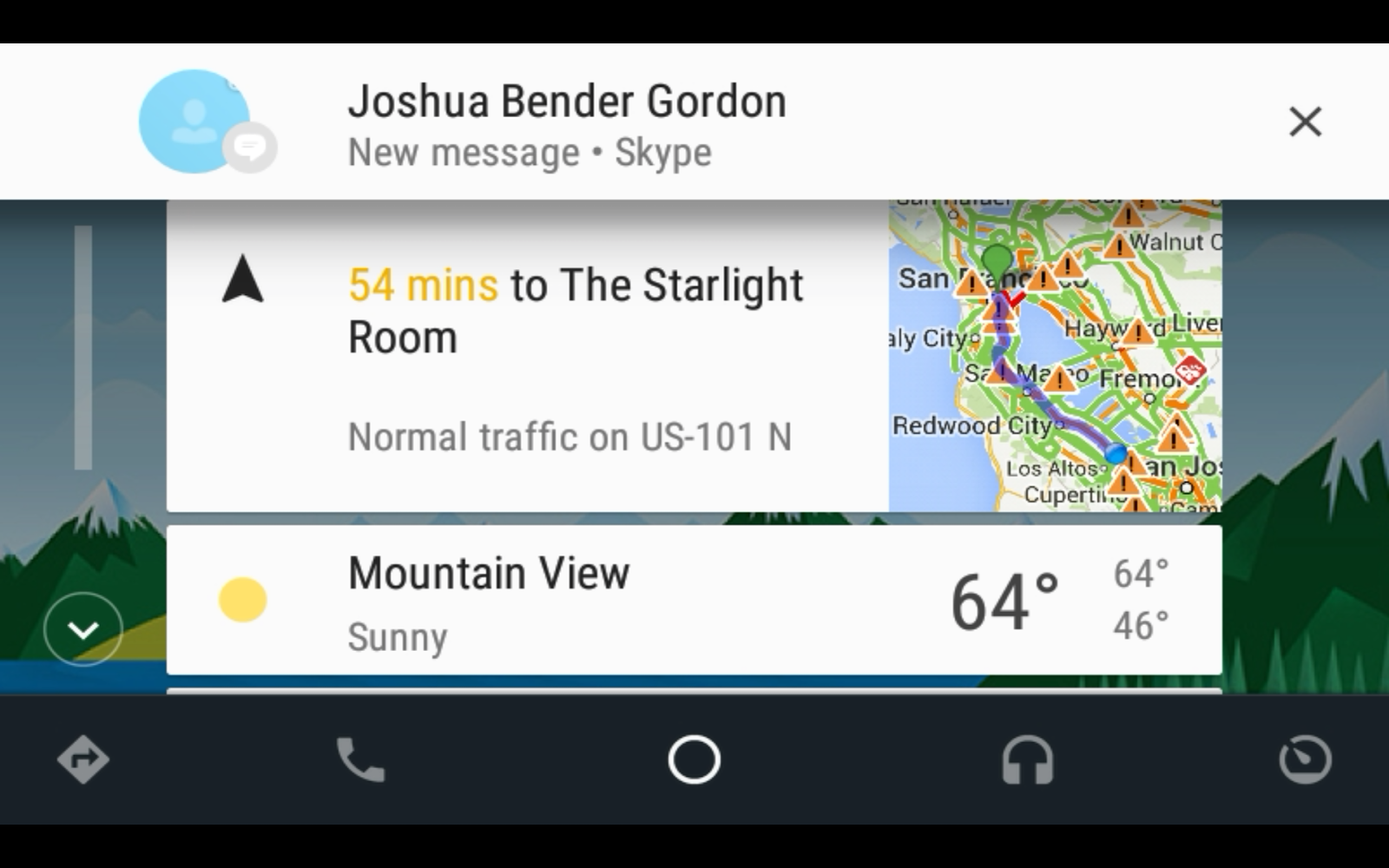 Android Developers Blog: Enable your messaging app for Android Auto