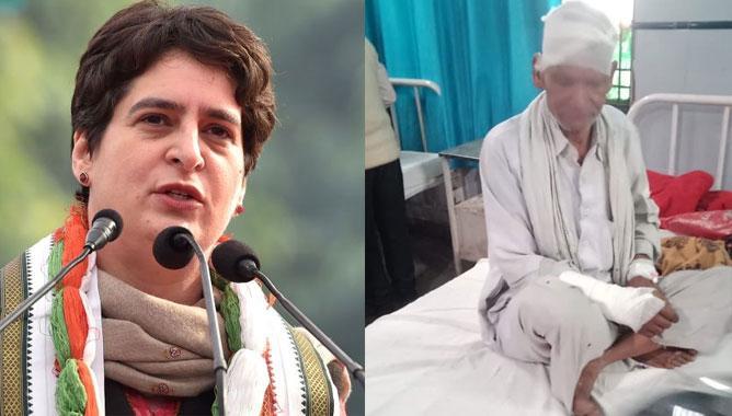 'BJP destroys constitution, now Ambedkar too', says Priyanka Gandhi,www.thekeralatimes.com