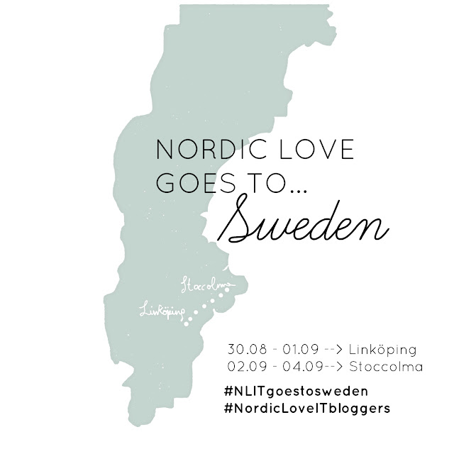 Nordic Love goes to Sweden!