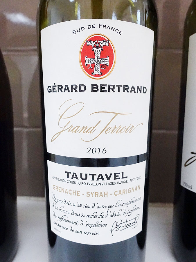 Gérard Bertrand Grand Terroir Tautavel 2016 (89 pts)