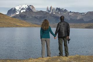 patagonia honeymoon relax