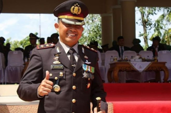 Jabat Kapolres Bone 2,6 Tahun, AKBP Kadarislam Kasim Diganti
