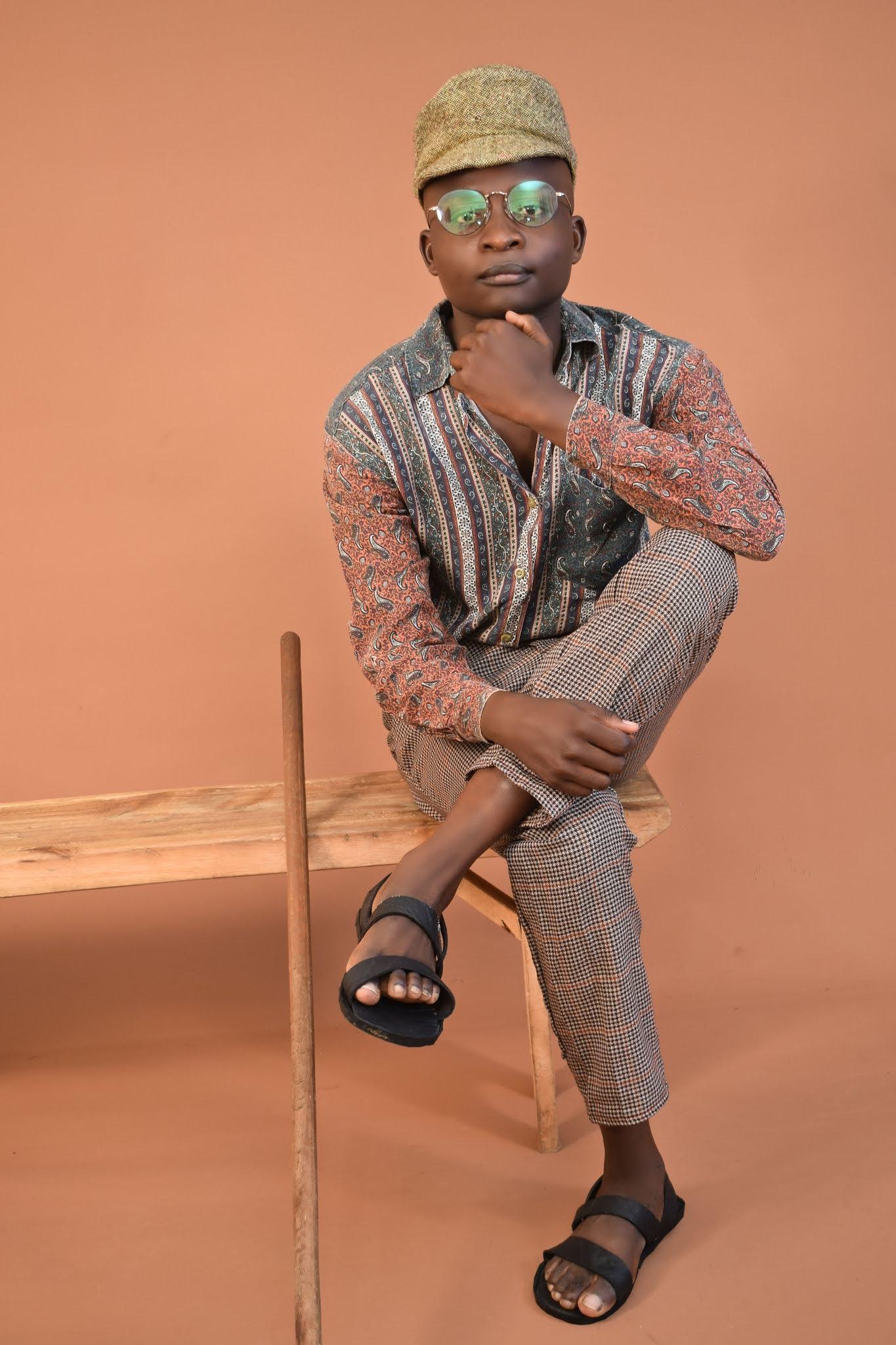 Beneath Poverty And Drug Abuse, Gabiro Mtu Necessary Is A Lyrical Force