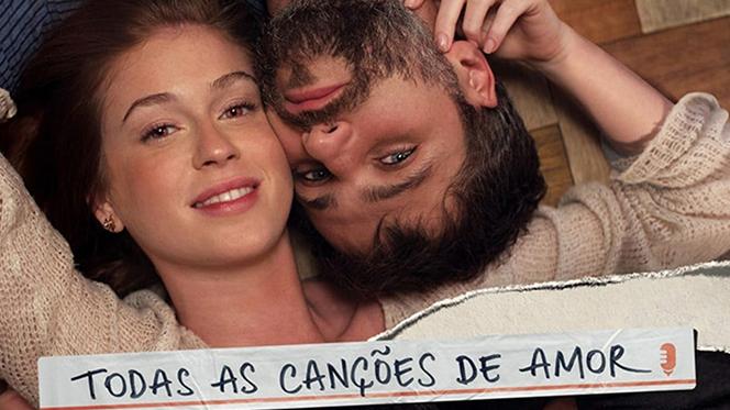 Todas as Canções de Amor (2018) Web-DL 1080p Latino