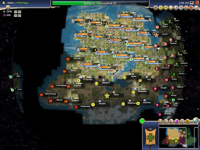 Civilization 4 Game Screenshot 2005