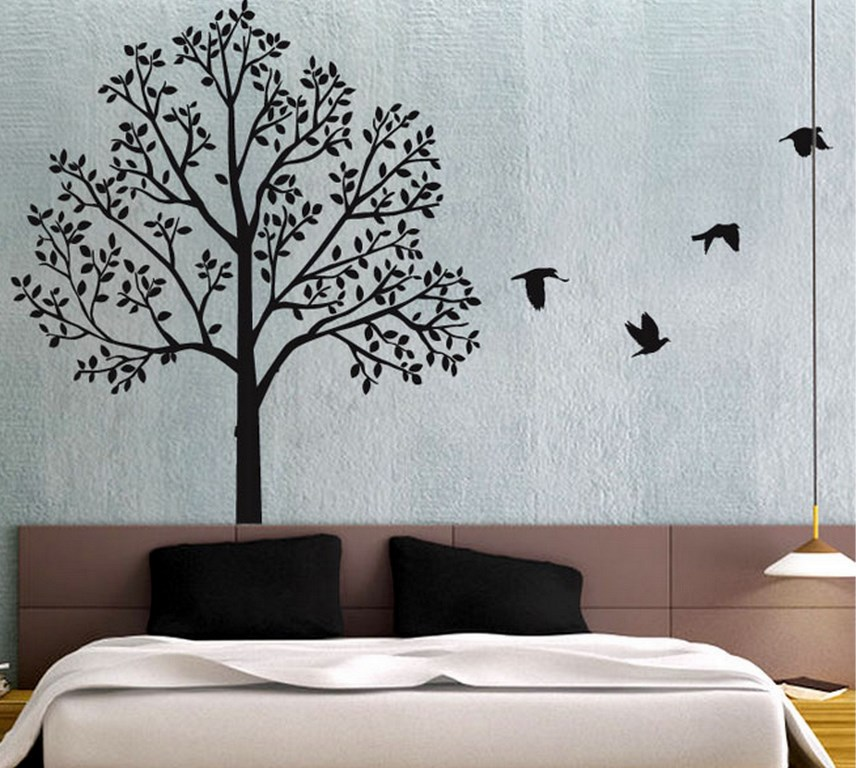 Bedroom Decor Art