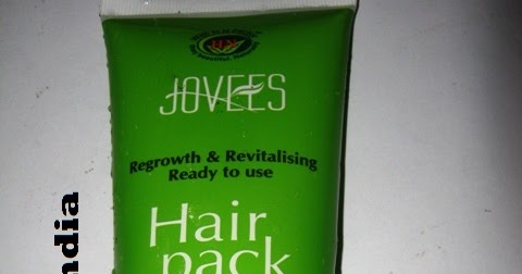 337c2fdc6c0 JOVEES REGROWTH & REVITALISING -READY TO USE HAIR PACK- REVIEW | BEAUTYDIVA  INDIA