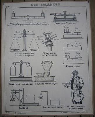 Affiche scolaire Hatier, vers 1950 (collection privée)