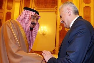Turki-Arab Saudi Serukan Dunia Islam Bersatu untuk Palestina