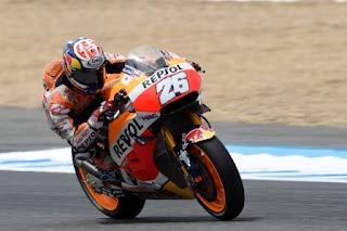 Dani Pedrosa Juara MotoGP Jerez