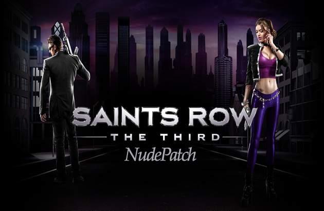 Parche Sin Censura Nude Patch Saints Row The Third PC Descargar